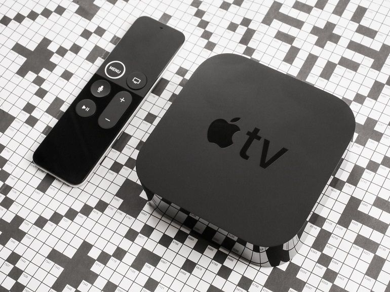 Test de l'Apple TV 4K