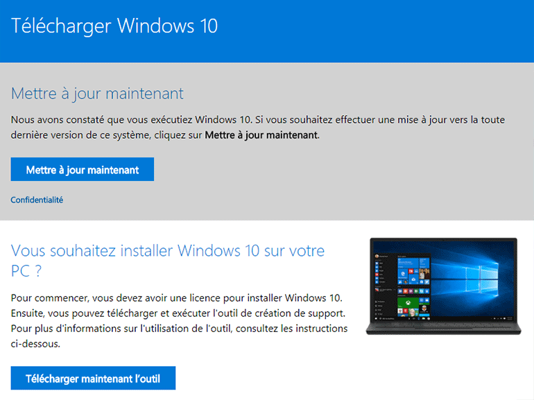 Windows 10 20H2 : 3 façons d'installer la mise à jour d'octobre 2020
