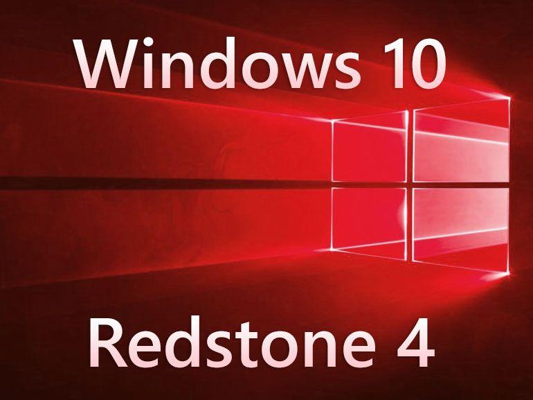 Windows 10 RS4 : le développement de la prochaine version majeure Redstone 4 débute