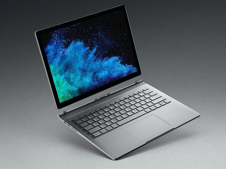 Surface Book 3 : une possible évolution se montre dans des benchmarks