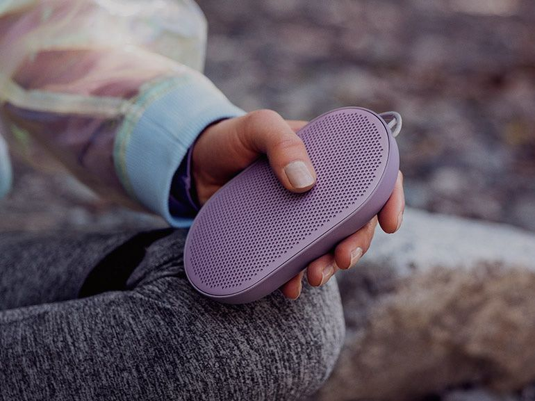 French Days : l'enceinte portable bluetooth BeoPlay P2 à 129€