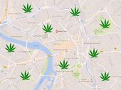 Marketing de la drogue : à Toulouse, on peut trouver de la weed avec Google Maps