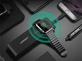 Bon plan : une batterie externe pour Apple Watch et iPhone avec câble intégré