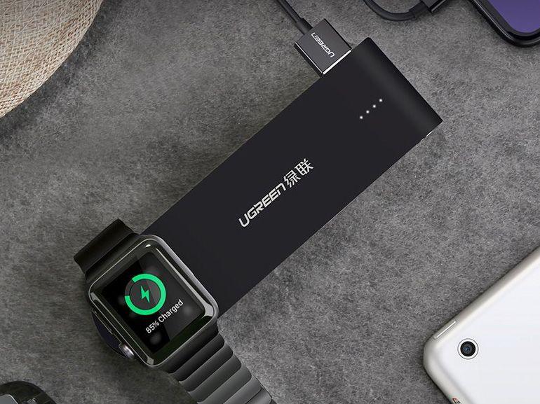 Bon plan : -25% sur un chargeur portable magnétique Apple Watch et iPhone