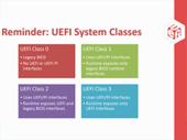 Intel aura remplacé complètement le BIOS par l'UEFI en 2020