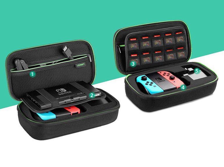 Bon plan : un étui de protection pour votre Nintendo Switch à 11,99 euros
