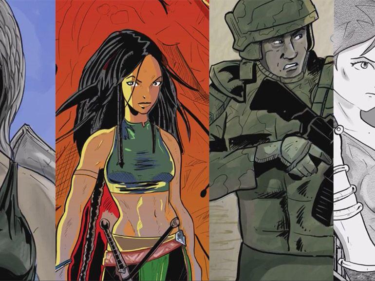 Bon plan : un cours de dessin de Mangas, Comics et BD à 9,99€ au lieu de 200€