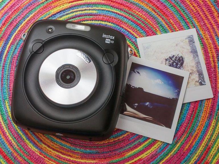 Test : Fujifilm Instax Square SQ10