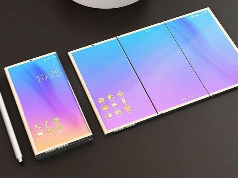 Galaxy X : le smartphone avec écran pliable devrait bien arriver en 2018