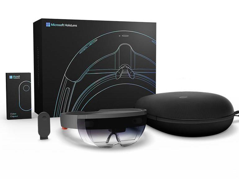 Le casque Microsoft hololens est disponible dans 29 nouveaux pays