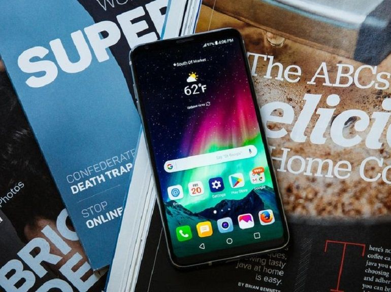 Test : LG V30, tout ce que le G6 aurait du être