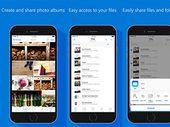 Microsoft met à jour son application OneDrive pour l'iPhone X