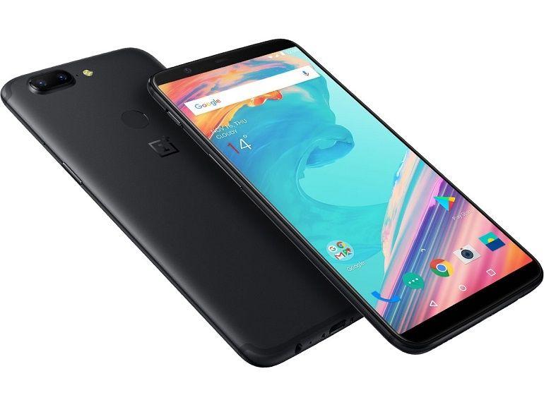Le OnePlus 5T (64 Go) est à 413 euros chez Rakuten PriceMinister