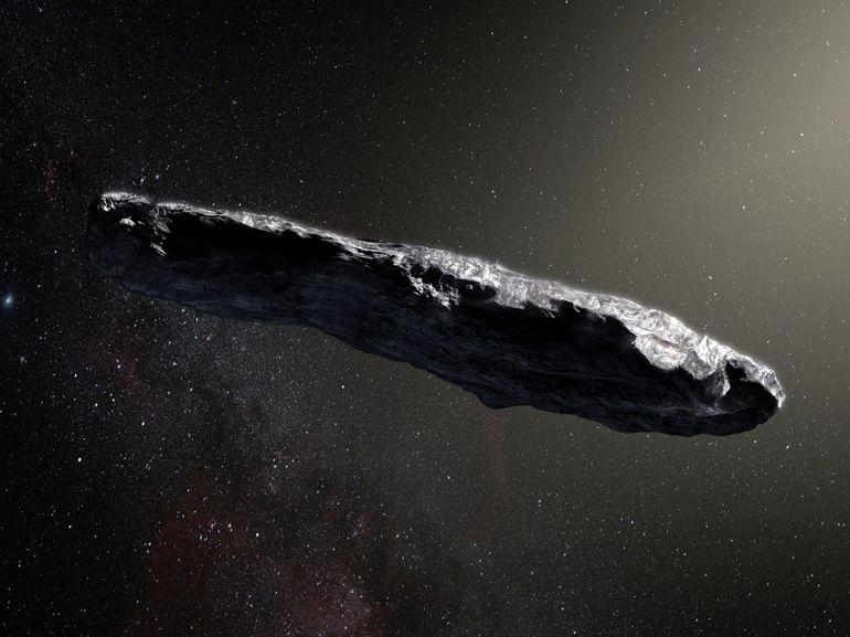 Le SETI se demande si l'astéroïde 'Oumuamua ne serait pas un appareil extra-terrestre