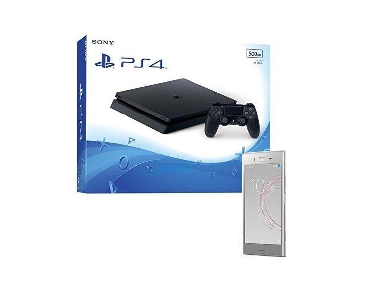 Black Friday : le Pack PS4 + Xperia XZ1 + 1 an d'abonnement Amazon Music Unlimited à 499€