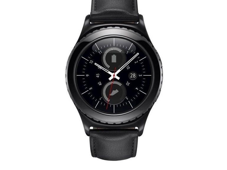 Cyber Monday : montre connectée Samsung Gear S2 Classic à 199€ au lieu de 429€