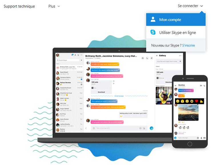 La connexion SMS de Skype abandonnée au profit de l'appli Votre téléphone de Windows 10