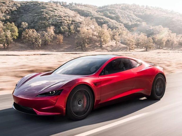 Quand Elon Musk souhaite envoyer son Tesla Roadster sur l'orbite de Mars