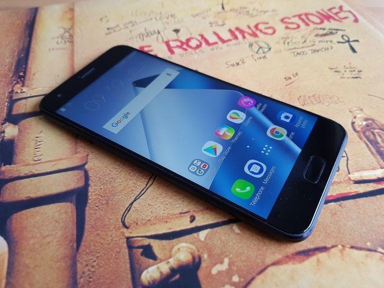Test : Asus Zenfone 4