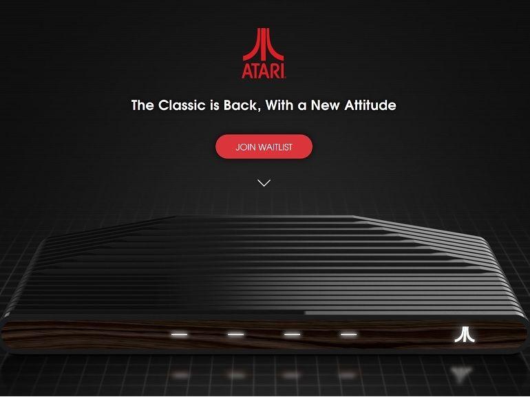 Ataribox : le grand retour d'Atari retardé