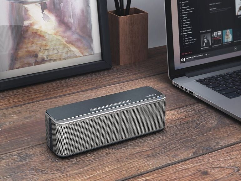 Bon plan : L'enceinte Bluetooth AUKEY à 29€ sur Amazon