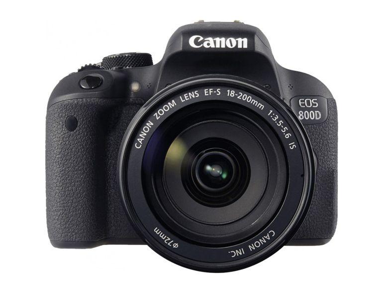 Test Canon EOS 800D : un bon reflex, mais rien d'exceptionnel