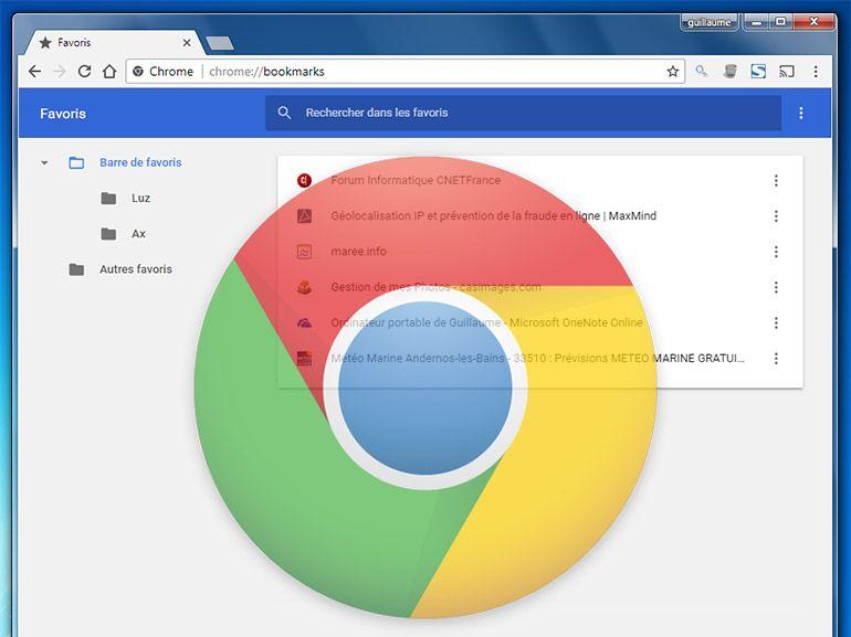 Chrome : une option permettra de désactiver la connexion automatique