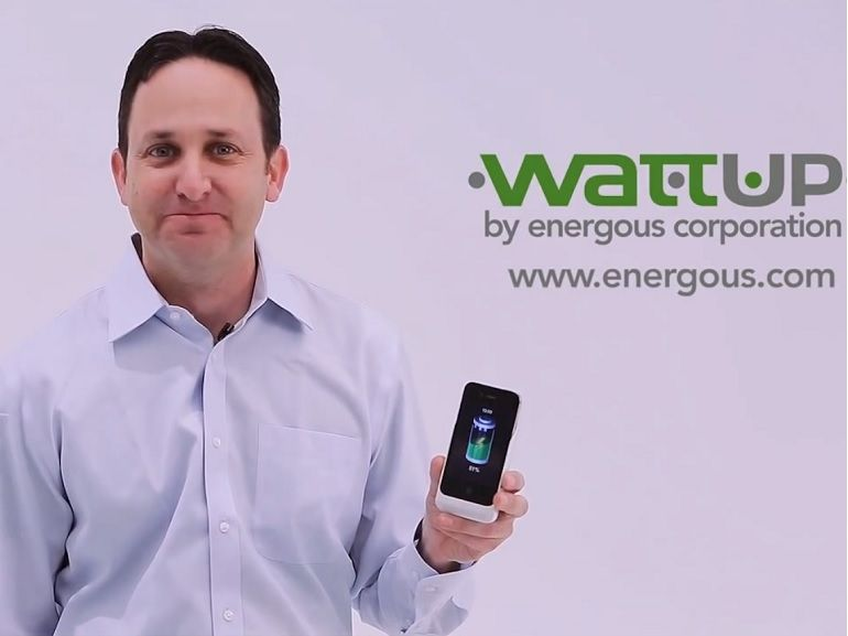 La FCC certifie WattUp  le premier système de recharge sans-fil à distance