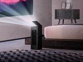 CES 2018 : LG dévoile un vidéoprojecteur UHD / 4K portable et ultra lumineux