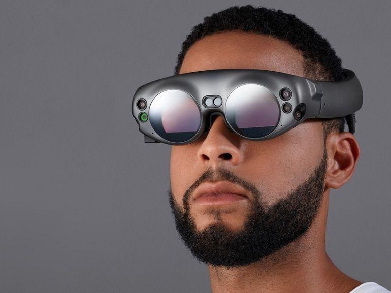 Magic Leap dévoile (enfin) son premier casque de réalité augmentée