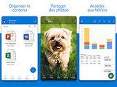 Microsoft OneDrive pour Android fait peau neuve