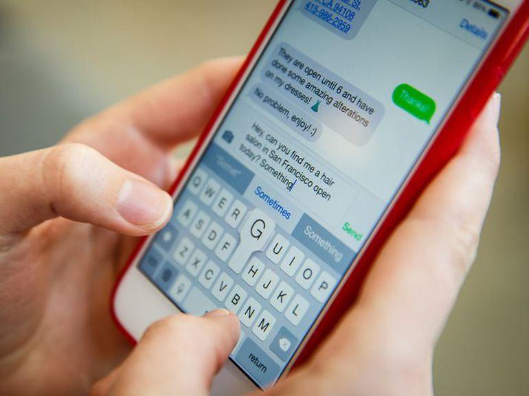 Le SMS fête un 25e anniversaire un peu morose