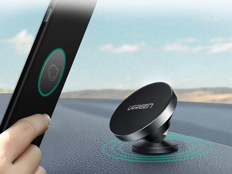 Bon plan : un support de smartphone magnétique 360° à 7,69€