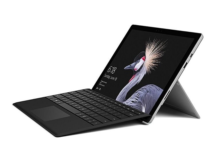 """Bon plan : Microsoft Surface Pro + Clavier magnétique """"Type Cover"""" à 699€ sur Amazon"""