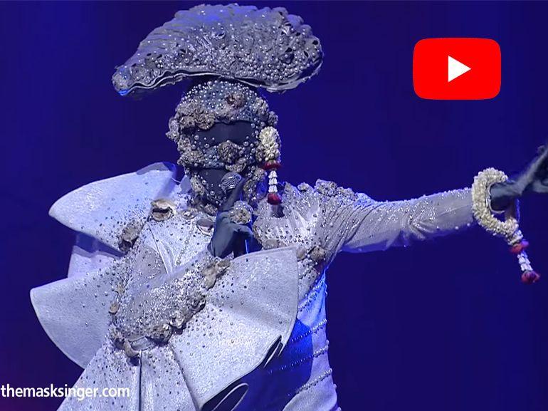 Top 10 YouTube en 2017 : à la première place, un chanteur… en costume d'huître