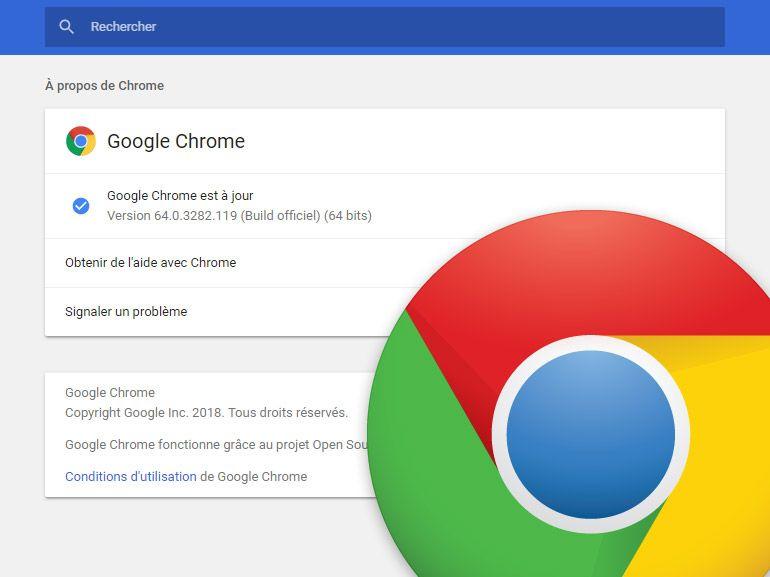 Coronavirus et télétravail : Google bloque les mises à jour de Chrome