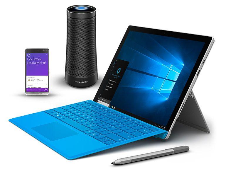 CES 2018 : Cortana prendra place dans plusieurs appareils cette année