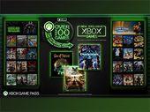 Xbox Game Pass : Microsoft veut proposer son abonnement sur PC
