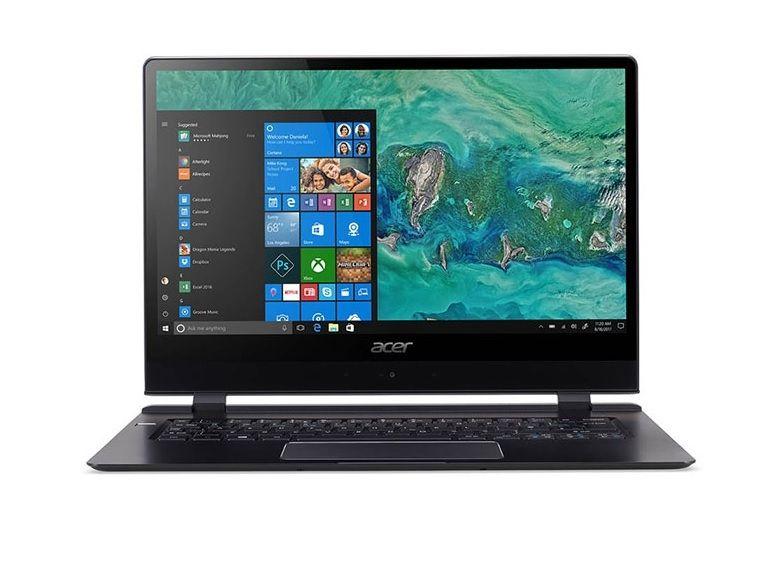 CES 2018 : Acer dévoile le Swift 7, l'ordinateur portable le plus fin au monde