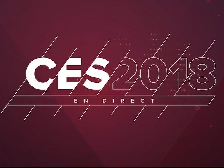 Le CES 2018 en direct