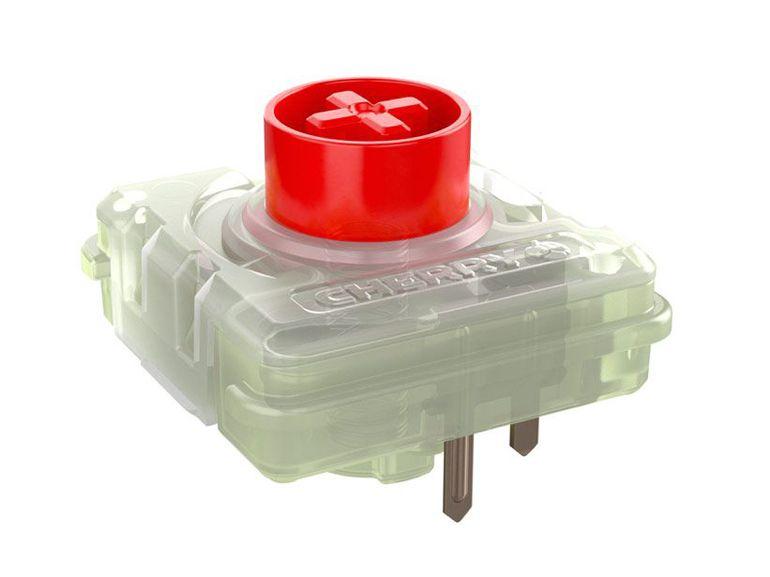 Cherry MX Low Profile RGB : des switches plus petits pour les claviers de PC portables