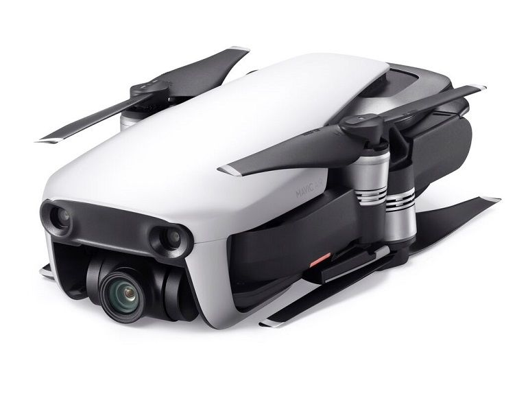 Test du DJI Mavic Air : le drone pliable 4K qui frôle la perfection