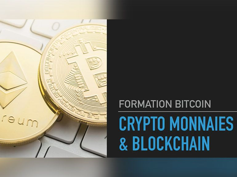Bon plan : une formation pour comprendre le bitcoin et les cryptomonnaies à 10,99 euros
