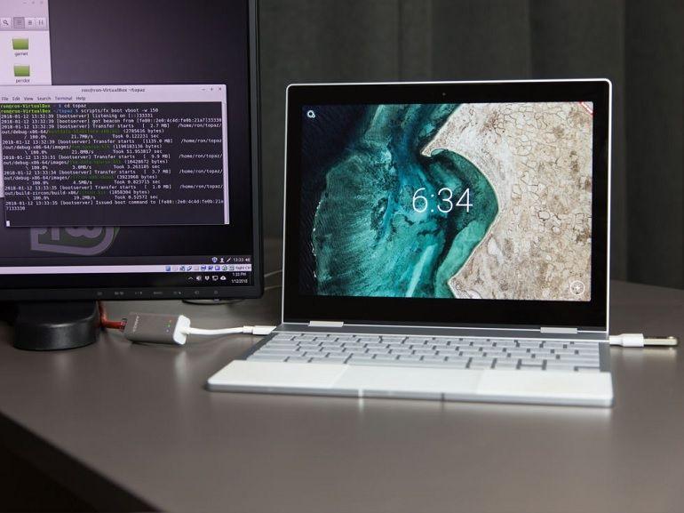 Fuchsia OS, le nouveau système d'exploitation de Google se dévoile en images