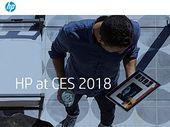 CES 2018 : HP présente une version Intel du ENVY x2 et un Spectre x360 sous Kaby-lake G