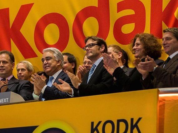 Kodak lance une cryptomonnaie pour aider les photographes (et ses finances)