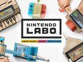 Nintendo Labo vous permet de construire vos propres accessoires en carton pour la Switch