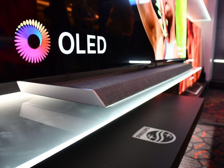 TV Philips 2018 : plus d'Oled et du Google Assistant sur (presque) toute la gamme