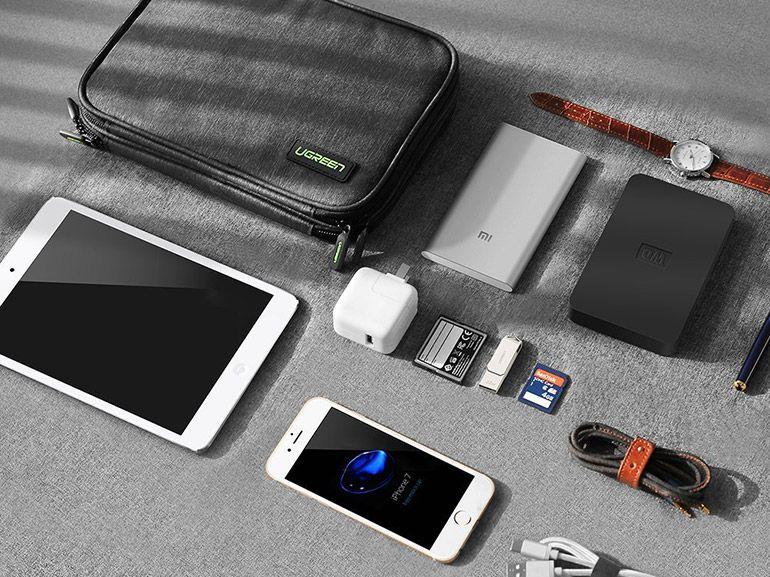 Bon plan : un sac de rangement pour vos accessoires informatique à 9,09 euros