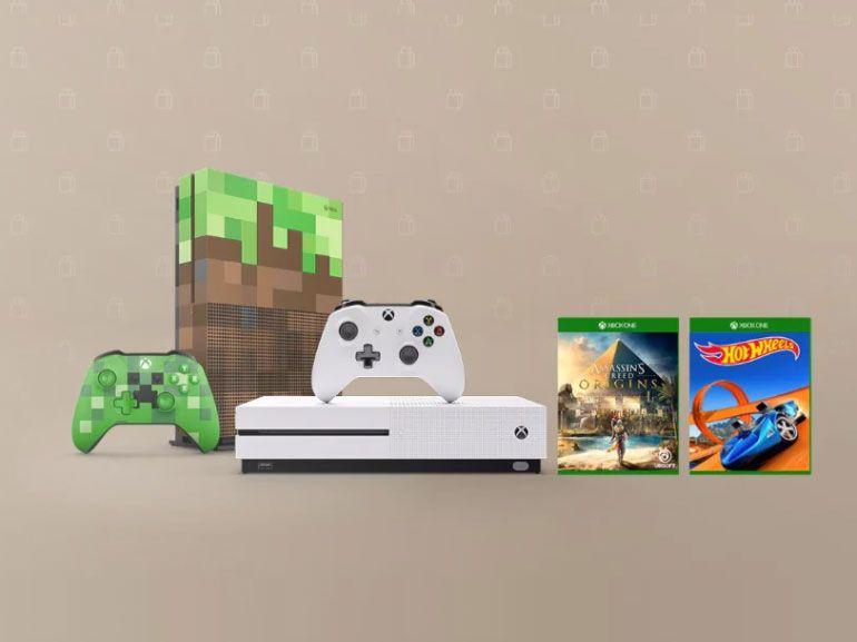 Bon plan : l'offre Xbox One S 1 To avec un jeu à 299€ prolongée
